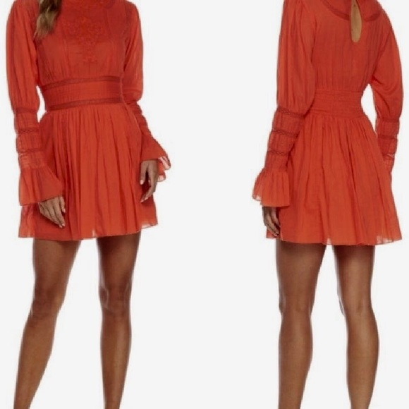 730940c607550 Free People Dresses | Nwt Victorian Style Dress | Poshmark